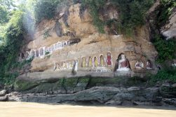 Buddhist cliff sculptures